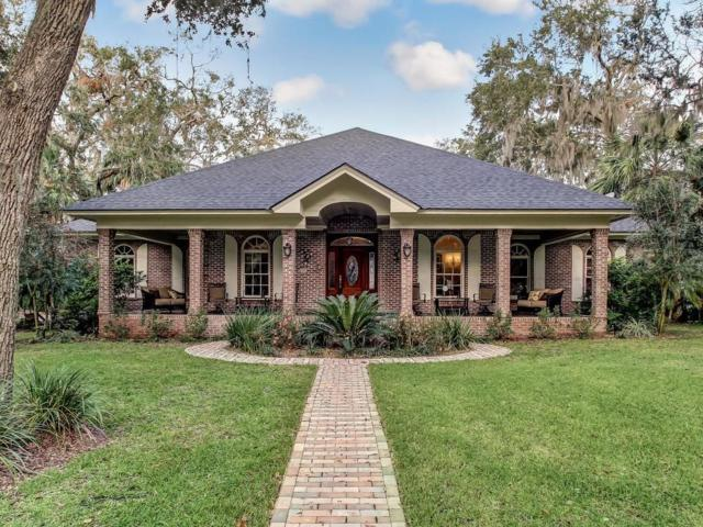 96225 Piney Island Drive, Fernandina Beach, FL 32034 (MLS #78805) :: Berkshire Hathaway HomeServices Chaplin Williams Realty