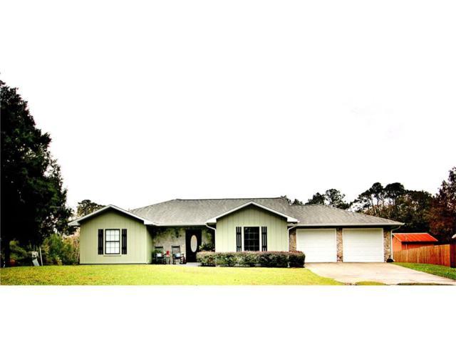86167 Merrylene Road, Yulee, FL 32097 (MLS #78831) :: Berkshire Hathaway HomeServices Chaplin Williams Realty