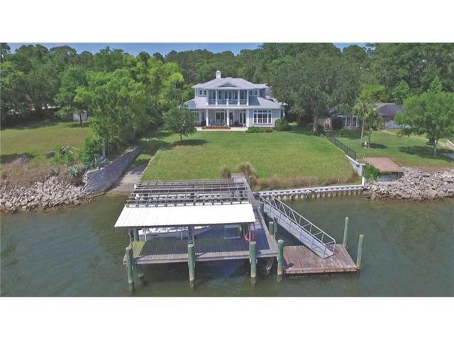 95159 Nassau River Road, Fernandina Beach, FL 32034 (MLS #78961) :: Berkshire Hathaway HomeServices Chaplin Williams Realty