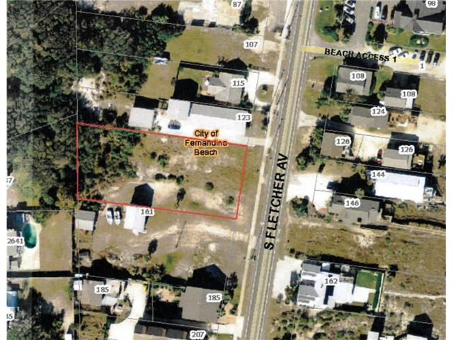 Lots 45 & 46 S Fletcher Avenue, Fernandina Beach, FL 32034 (MLS #79001) :: Berkshire Hathaway HomeServices Chaplin Williams Realty