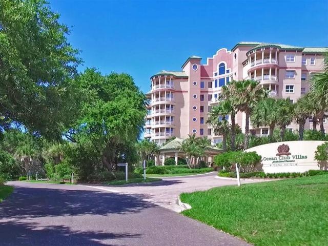 709 Ocean Club Place, Fernandina Beach, FL 32034 (MLS #79136) :: Berkshire Hathaway HomeServices Chaplin Williams Realty