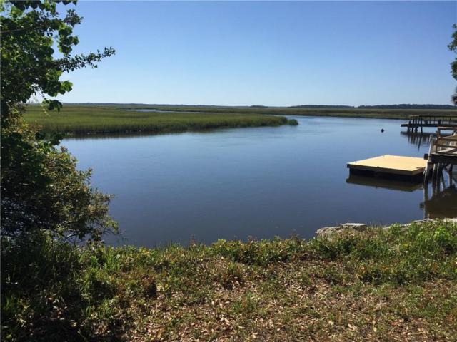 Christopher Lane, Fernandina Beach, FL 32034 (MLS #79193) :: Berkshire Hathaway HomeServices Chaplin Williams Realty