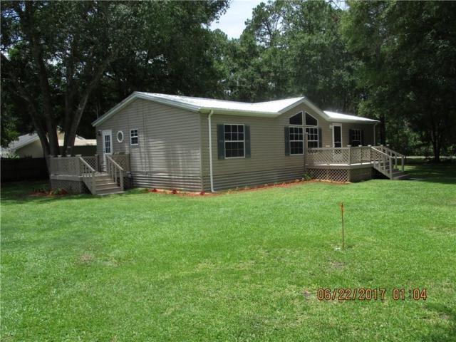 27355 W 4TH Avenue, Hilliard, FL 32046 (MLS #79264) :: Berkshire Hathaway HomeServices Chaplin Williams Realty