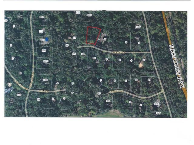 Lot 23 Hickory Lane, Fernandina Beach, FL 32034 (MLS #79321) :: Berkshire Hathaway HomeServices Chaplin Williams Realty