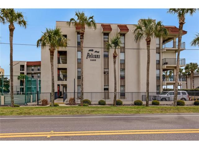 3460 S Fletcher Avenue #402, Fernandina Beach, FL 32034 (MLS #79336) :: Berkshire Hathaway HomeServices Chaplin Williams Realty