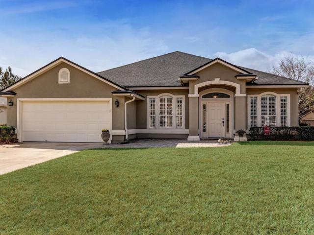 32105 Grand Parke Boulevard, Fernandina Beach, FL 32034 (MLS #79441) :: Berkshire Hathaway HomeServices Chaplin Williams Realty