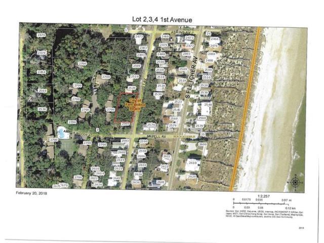 Lot 4 First Avenue, Fernandina Beach, FL 32034 (MLS #79534) :: Berkshire Hathaway HomeServices Chaplin Williams Realty