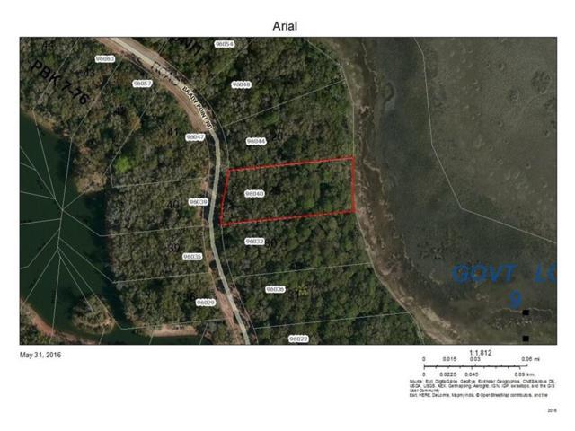 96040 Brady Point Road, Fernandina Beach, FL 32034 (MLS #79576) :: Berkshire Hathaway HomeServices Chaplin Williams Realty