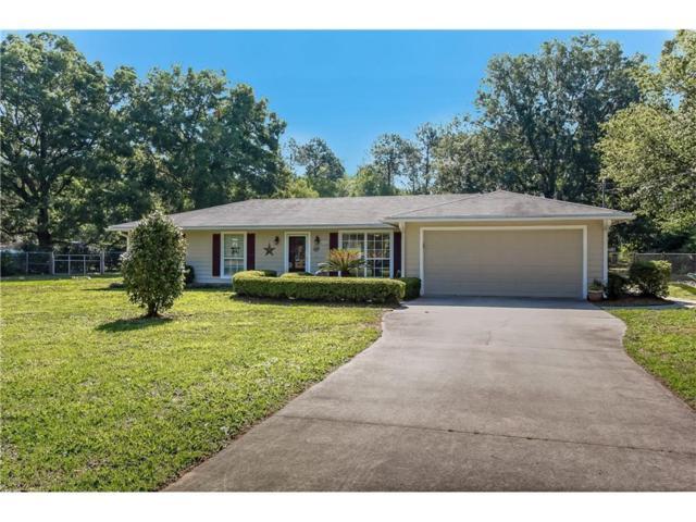 85618 Kirkland Road, Yulee, FL 32097 (MLS #79671) :: Berkshire Hathaway HomeServices Chaplin Williams Realty