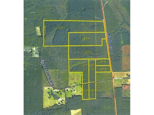 LOT 3 Turkey Town Lane, Callahan, FL 32011 (MLS #79748) :: Berkshire Hathaway HomeServices Chaplin Williams Realty