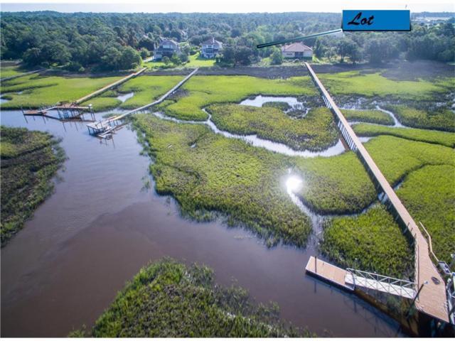 Lot 8 Riverside Drive, Fernandina Beach, FL 32034 (MLS #79753) :: Berkshire Hathaway HomeServices Chaplin Williams Realty