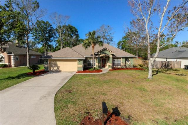86223 Riverwood Drive, Yulee, FL 32097 (MLS #79901) :: Berkshire Hathaway HomeServices Chaplin Williams Realty