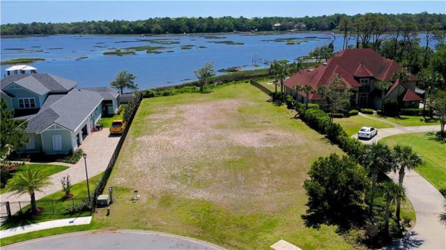96278 Captains Pointe Road, Fernandina Beach, FL 32034 (MLS #80209) :: Berkshire Hathaway HomeServices Chaplin Williams Realty