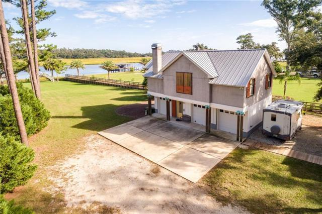 97315 Blackbeards Way, Yulee, FL 32097 (MLS #80508) :: Berkshire Hathaway HomeServices Chaplin Williams Realty
