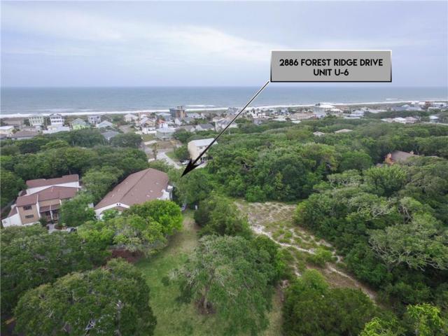 2886 Forest Ridge Drive U-6, Fernandina Beach, FL 32034 (MLS #80562) :: Berkshire Hathaway HomeServices Chaplin Williams Realty