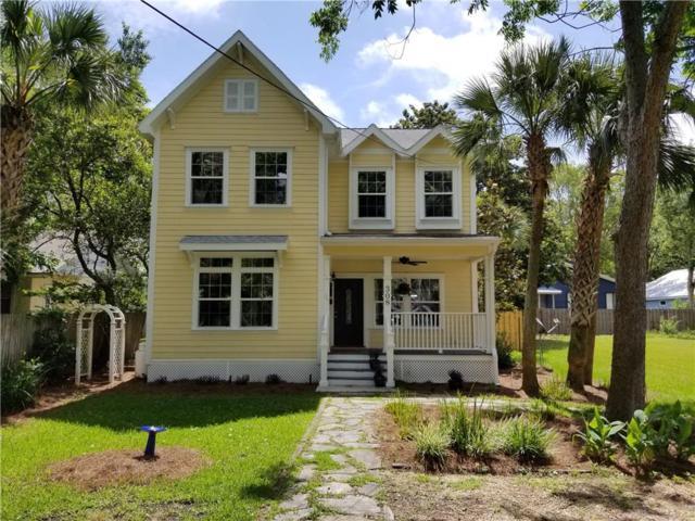 308 S 4TH Street, Fernandina Beach, FL 32034 (MLS #80627) :: Berkshire Hathaway HomeServices Chaplin Williams Realty