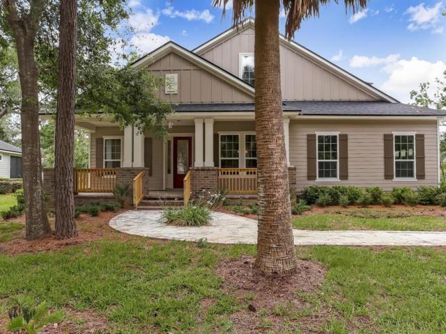 96021 Park Place, Fernandina Beach, FL 32034 (MLS #80780) :: Berkshire Hathaway HomeServices Chaplin Williams Realty