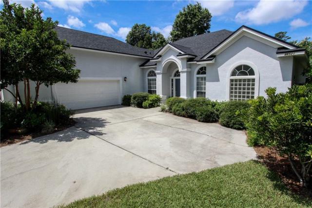 86521 Riverwood Drive, Yulee, FL 32097 (MLS #80895) :: Berkshire Hathaway HomeServices Chaplin Williams Realty