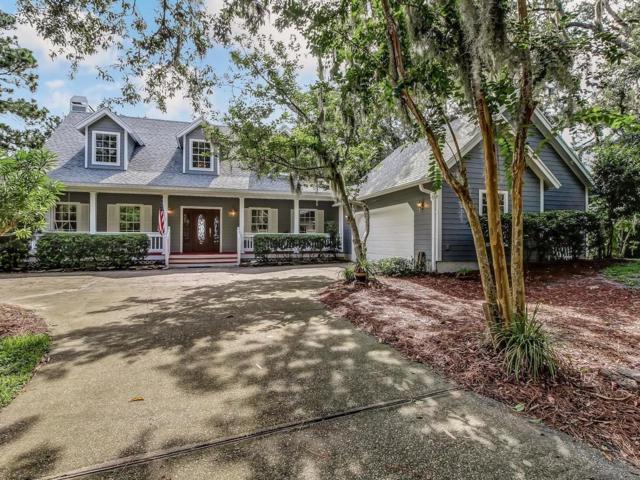 96261 Piney Island Drive, Fernandina Beach, FL 32034 (MLS #80989) :: Berkshire Hathaway HomeServices Chaplin Williams Realty
