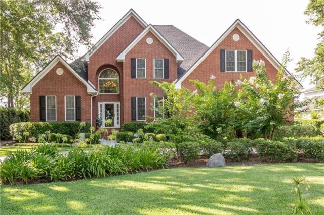96129 Marsh Lakes Drive, Fernandina Beach, FL 32034 (MLS #81047) :: Berkshire Hathaway HomeServices Chaplin Williams Realty