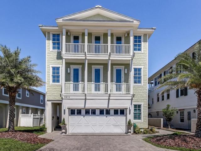2418 S Fletcher Avenue, Fernandina Beach, FL 32034 (MLS #81087) :: Berkshire Hathaway HomeServices Chaplin Williams Realty
