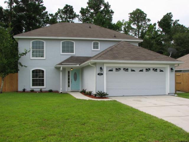 86120 Creekwood Drive, Yulee, FL 32097 (MLS #81209) :: Berkshire Hathaway HomeServices Chaplin Williams Realty