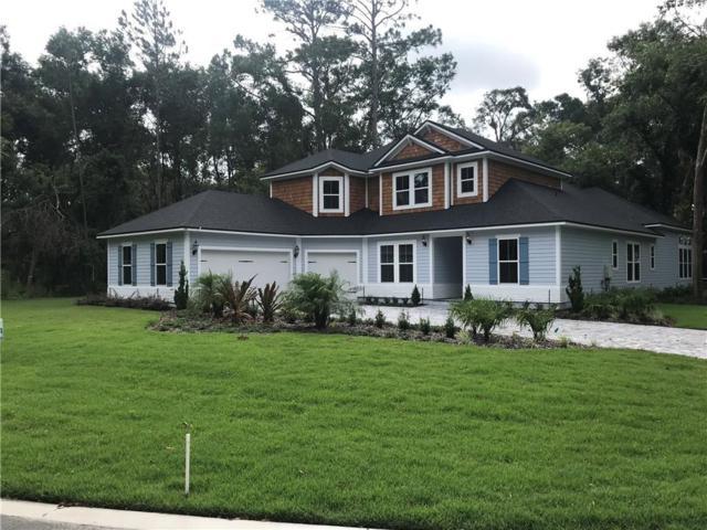1286 Quattlefield Lane, Amelia Island, FL 32034 (MLS #81213) :: Berkshire Hathaway HomeServices Chaplin Williams Realty