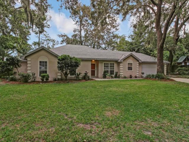 1622 Blue Heron Lane, Fernandina Beach, FL 32034 (MLS #81444) :: Berkshire Hathaway HomeServices Chaplin Williams Realty
