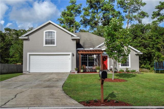86213 Meadowwood Drive, Yulee, FL 32097 (MLS #81539) :: Berkshire Hathaway HomeServices Chaplin Williams Realty
