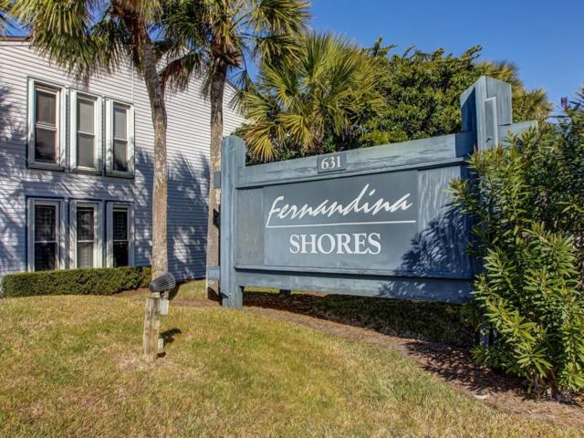 631 Tarpon Avenue #6408, Fernandina Beach, FL 32034 (MLS #81602) :: Berkshire Hathaway HomeServices Chaplin Williams Realty