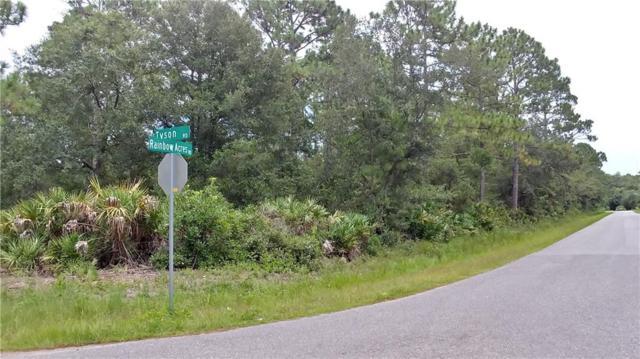 Tyson Road, Fernandina Beach, FL 32034 (MLS #81606) :: Berkshire Hathaway HomeServices Chaplin Williams Realty