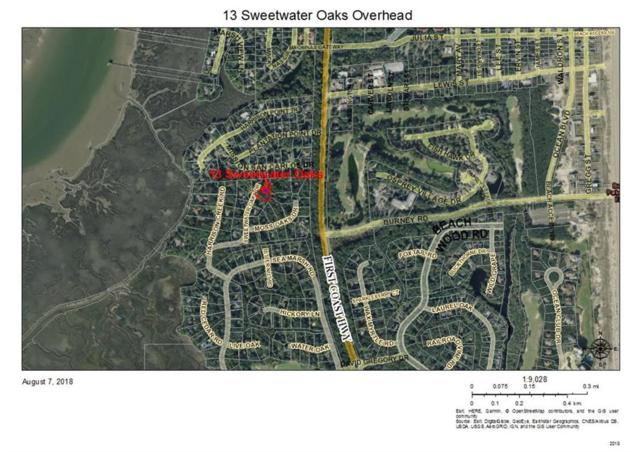 13 Sweetwater Oaks Drive, Fernandina Beach, FL 32034 (MLS #81713) :: Berkshire Hathaway HomeServices Chaplin Williams Realty