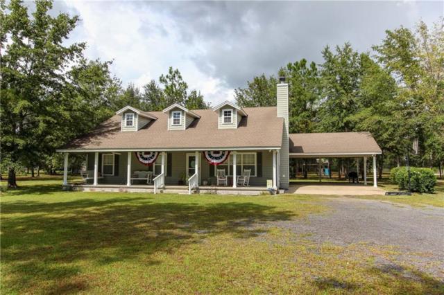 1796 Tompkins Landing Road, Hilliard, FL 32046 (MLS #81714) :: Berkshire Hathaway HomeServices Chaplin Williams Realty