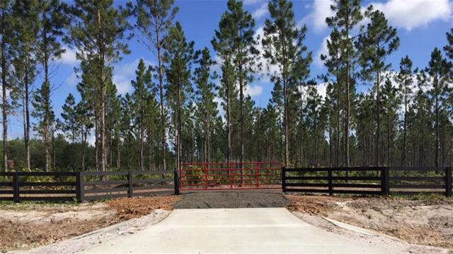 Lot 3 Lake Hampton Road, Hilliard, FL 32046 (MLS #81780) :: Berkshire Hathaway HomeServices Chaplin Williams Realty