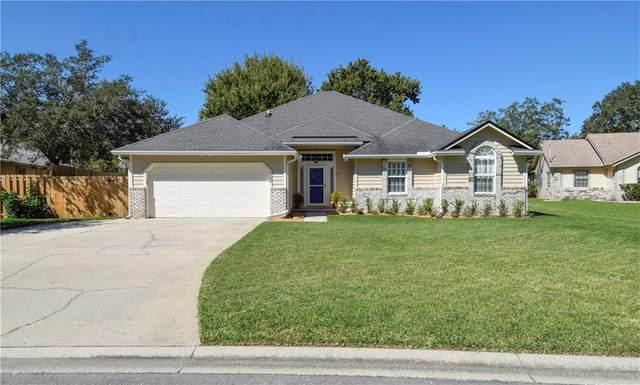 2417 Pirates Bay Drive, Fernandina Beach, FL 32034 (MLS #81872) :: Berkshire Hathaway HomeServices Chaplin Williams Realty