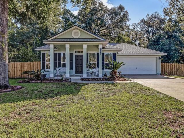 86836 Riverwood Drive, Yulee, FL 32097 (MLS #81889) :: Berkshire Hathaway HomeServices Chaplin Williams Realty