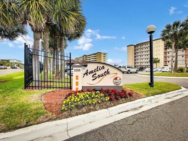 3350 S Fletcher Avenue M3, Fernandina Beach, FL 32034 (MLS #81919) :: Berkshire Hathaway HomeServices Chaplin Williams Realty