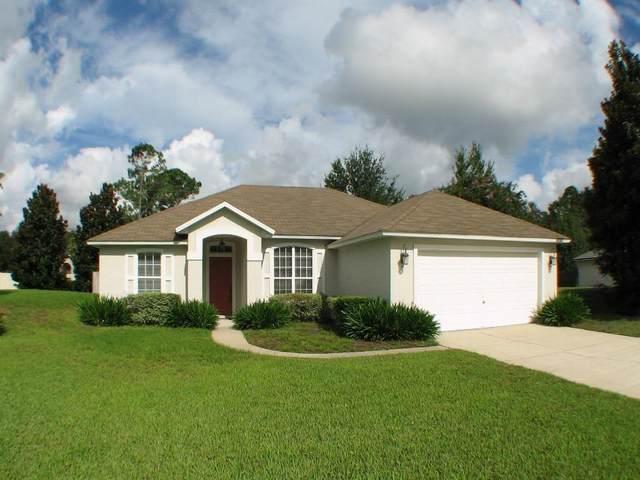 95187 Twin Oaks Lane, Fernandina Beach, FL 32034 (MLS #81921) :: Berkshire Hathaway HomeServices Chaplin Williams Realty