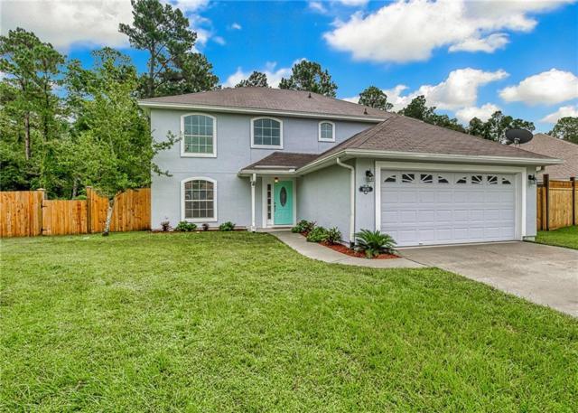 86120 Creekwood Drive, Yulee, FL 32097 (MLS #81939) :: Berkshire Hathaway HomeServices Chaplin Williams Realty