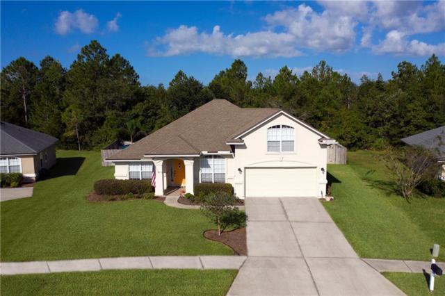 87513 Creekside Drive, Yulee, FL 32097 (MLS #81962) :: Berkshire Hathaway HomeServices Chaplin Williams Realty