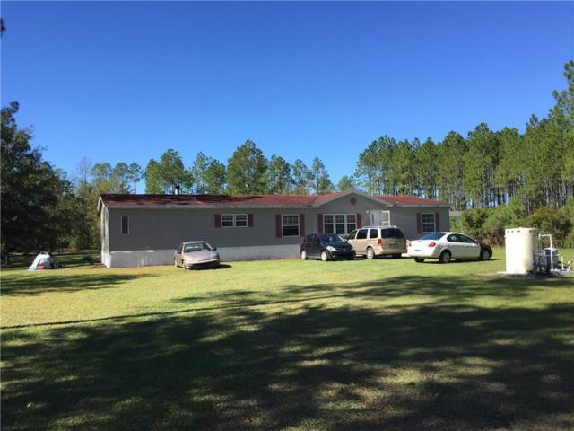 28410 Sundberg Road, Hilliard, FL 32046 (MLS #82178) :: Berkshire Hathaway HomeServices Chaplin Williams Realty