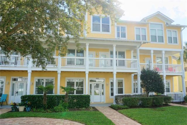 2163 Pebble Beach Way, Fernandina Beach, FL 32034 (MLS #82214) :: Berkshire Hathaway HomeServices Chaplin Williams Realty