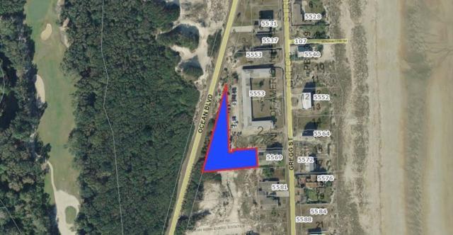 Lot 1 Ocean Boulevard, Fernandina Beach, FL 32034 (MLS #82307) :: Berkshire Hathaway HomeServices Chaplin Williams Realty
