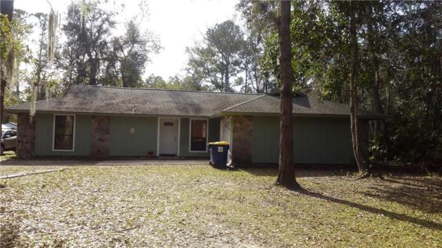 97054 Morgans Way, Yulee, FL 32097 (MLS #82717) :: Berkshire Hathaway HomeServices Chaplin Williams Realty