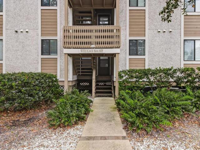 2328 Sadler Road 8-F, Fernandina Beach, FL 32034 (MLS #82791) :: Berkshire Hathaway HomeServices Chaplin Williams Realty