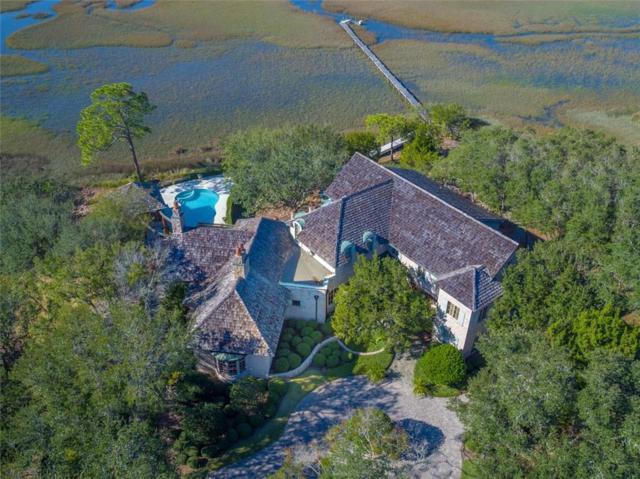 37 Salt Marsh Drive, Amelia Island, FL 32034 (MLS #82797) :: Berkshire Hathaway HomeServices Chaplin Williams Realty