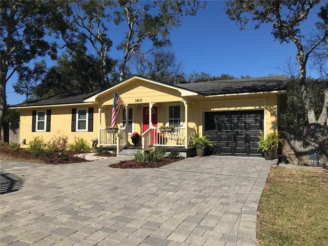 1411 Leon Street, Fernandina Beach, FL 32034 (MLS #82817) :: Berkshire Hathaway HomeServices Chaplin Williams Realty
