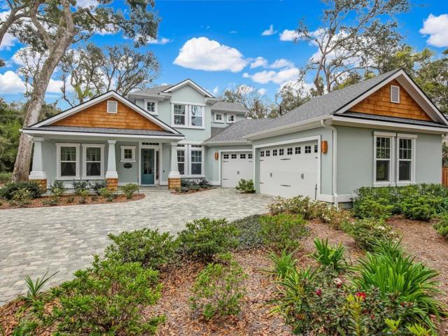 2 Hickory Lane, Amelia Island, FL 32034 (MLS #84586) :: Berkshire Hathaway HomeServices Chaplin Williams Realty