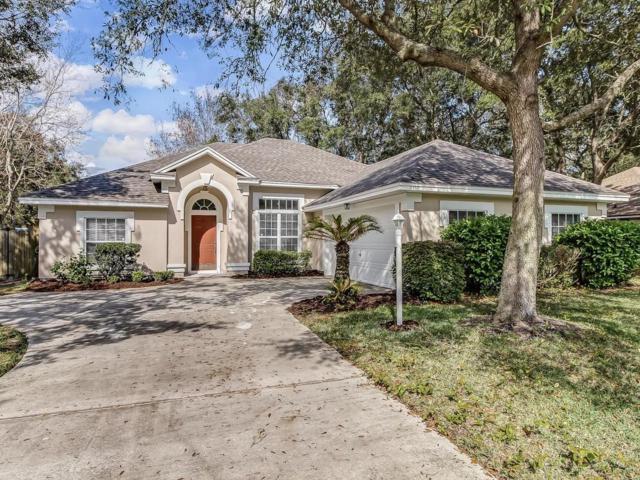 2153 Calais Lane, Fernandina Beach, FL 32034 (MLS #84611) :: Berkshire Hathaway HomeServices Chaplin Williams Realty