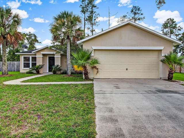 86624 Cartesian Pointe Drive, Yulee, FL 32097 (MLS #84948) :: Berkshire Hathaway HomeServices Chaplin Williams Realty